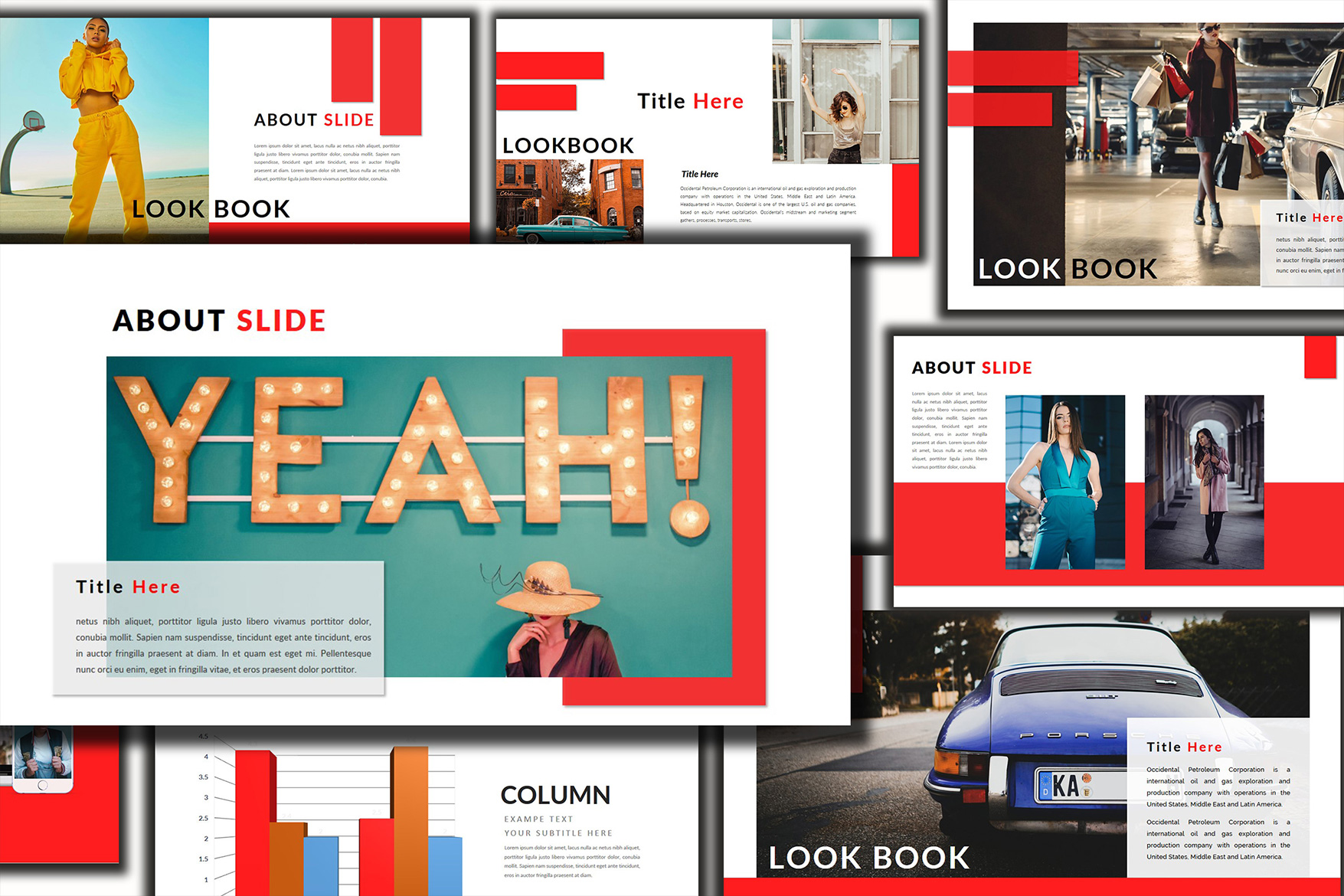 The Twitter Lookbook - Powerpoint example image 8