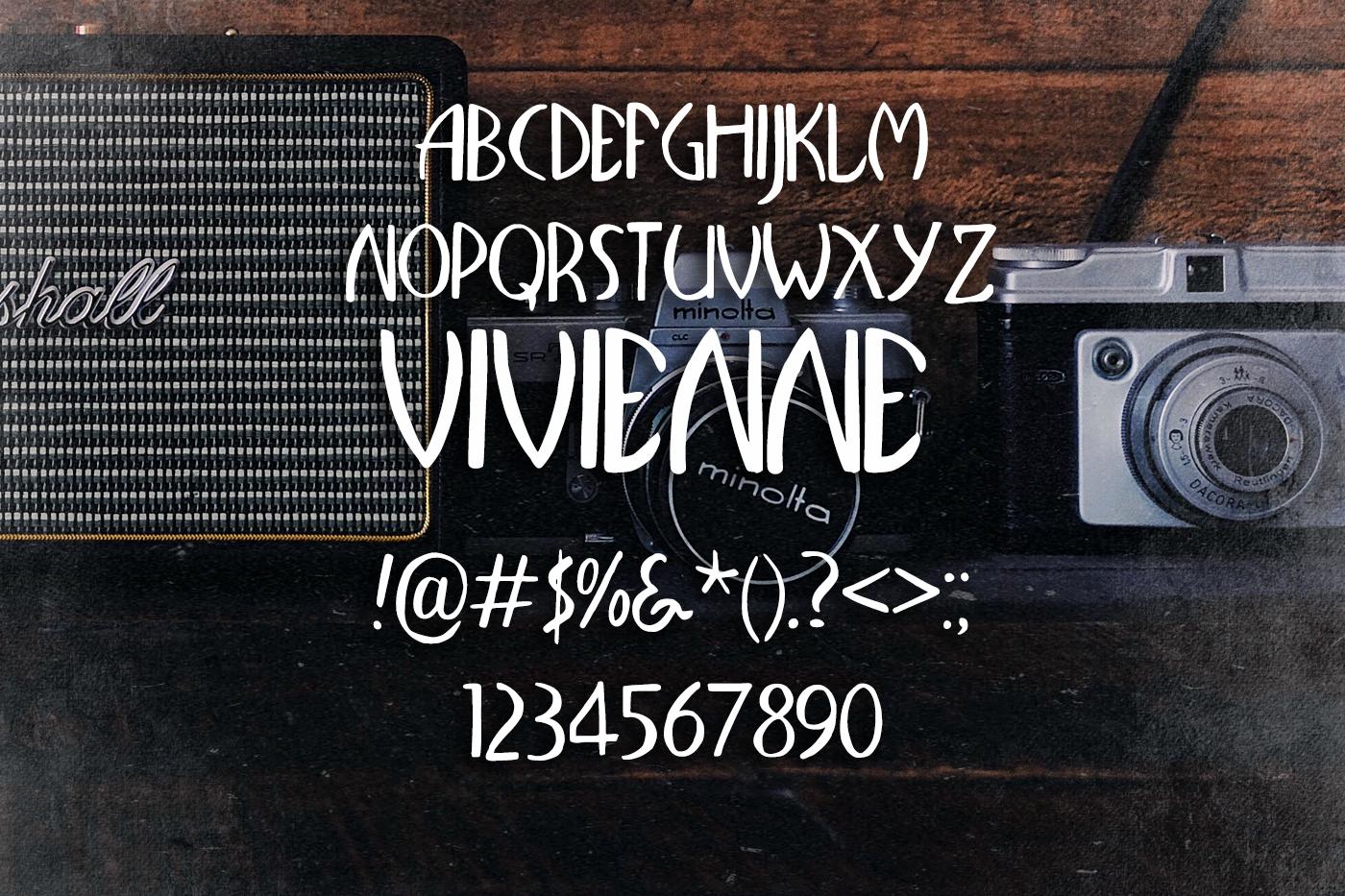 Vivienne Font example image 2