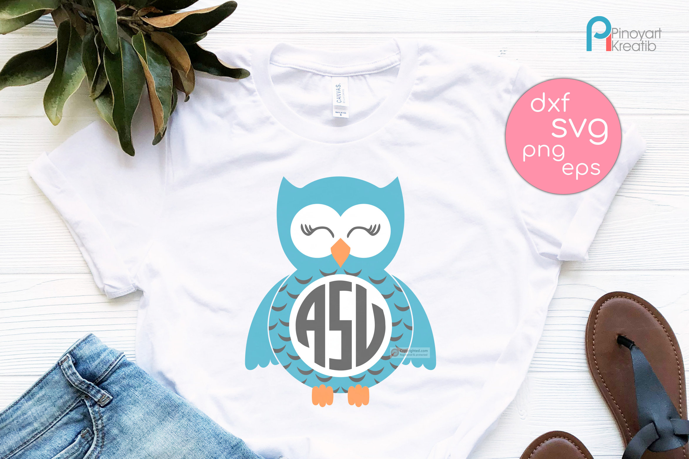 Owl Svg Bundle - owl vector cut files example image 2