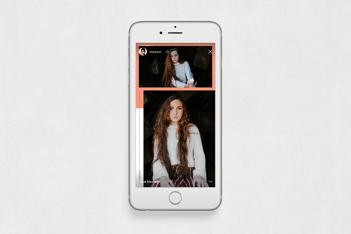 Style Animated Instagram Stories example image 6