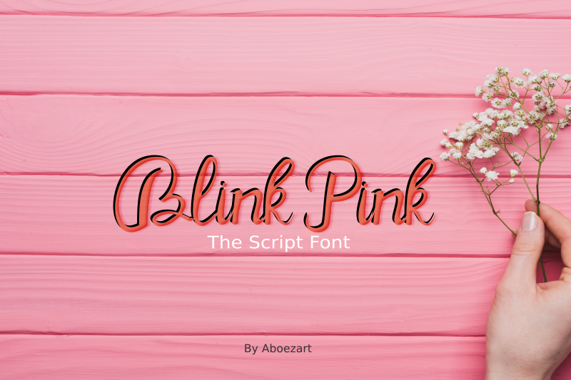Blink Pink example image 1