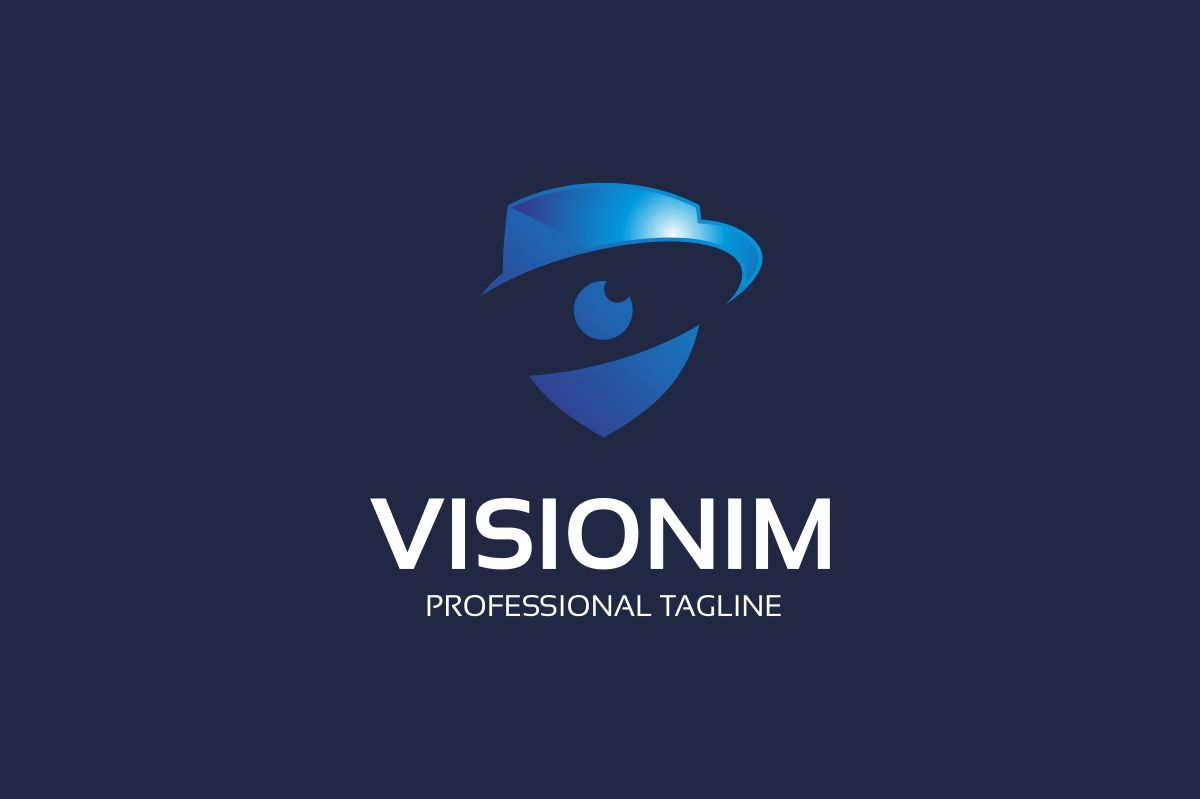 Secure Eye / Camera - Logo Template example image 2