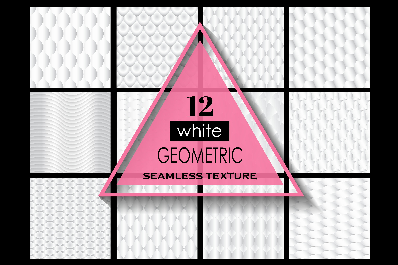 White geometric bundle. example image 1