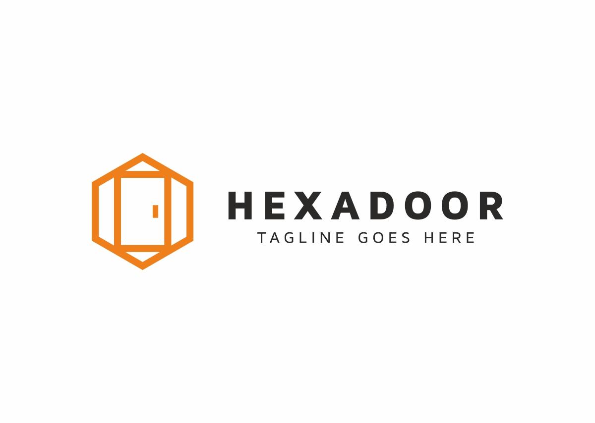 Hexa Door Logo example image 3