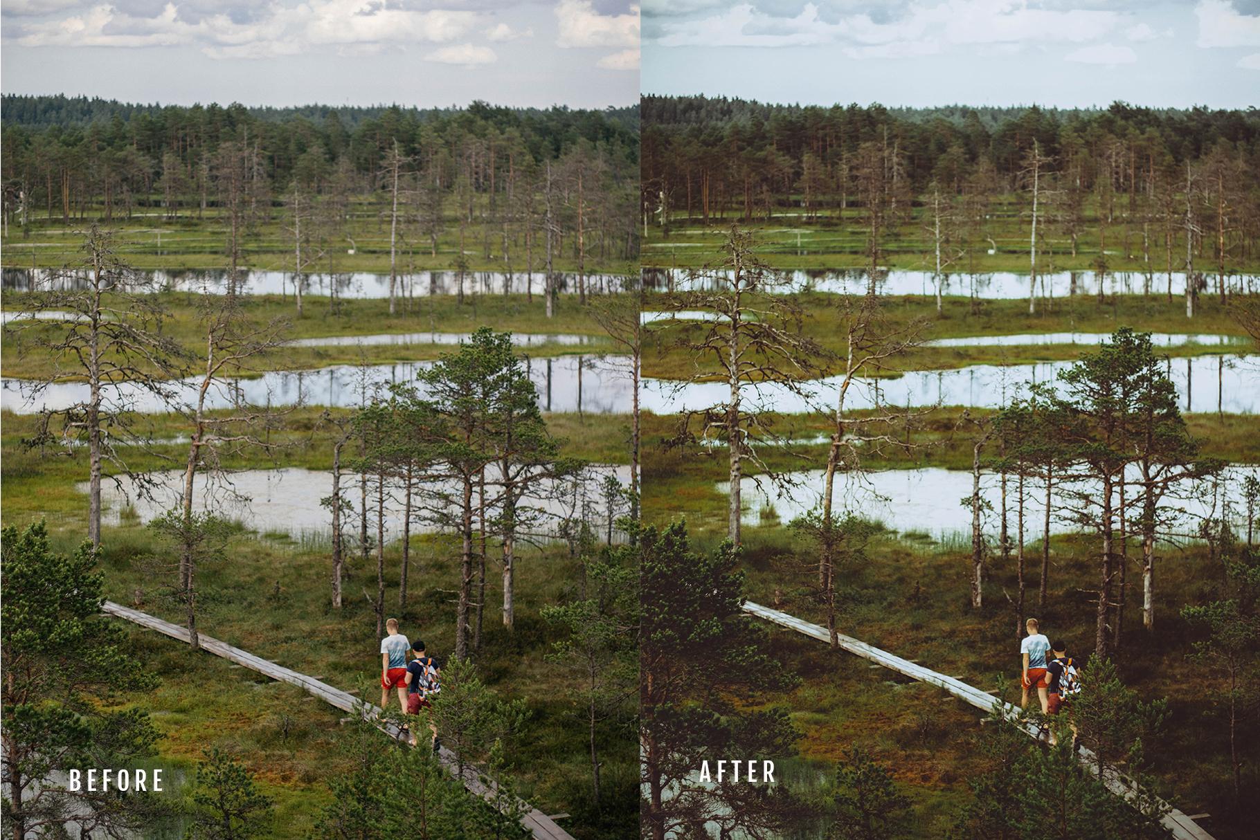 Oneday Film Lightroom preset example image 6