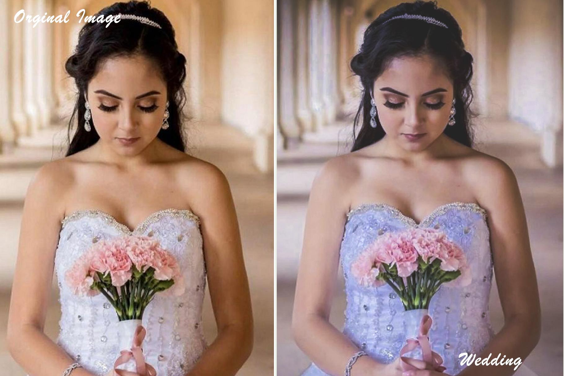 Wedding Lightroom Presets v1 example image 5