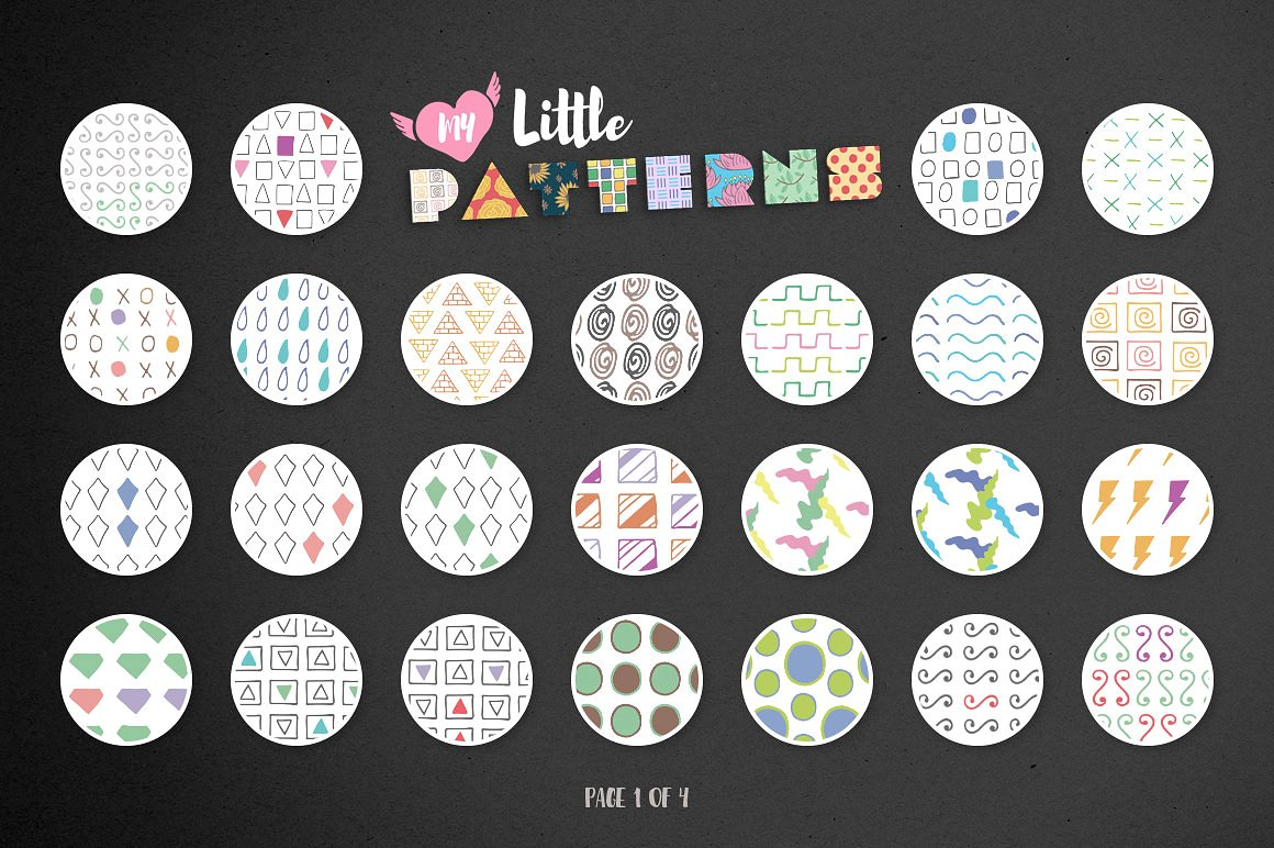 My Little Patterns example image 6