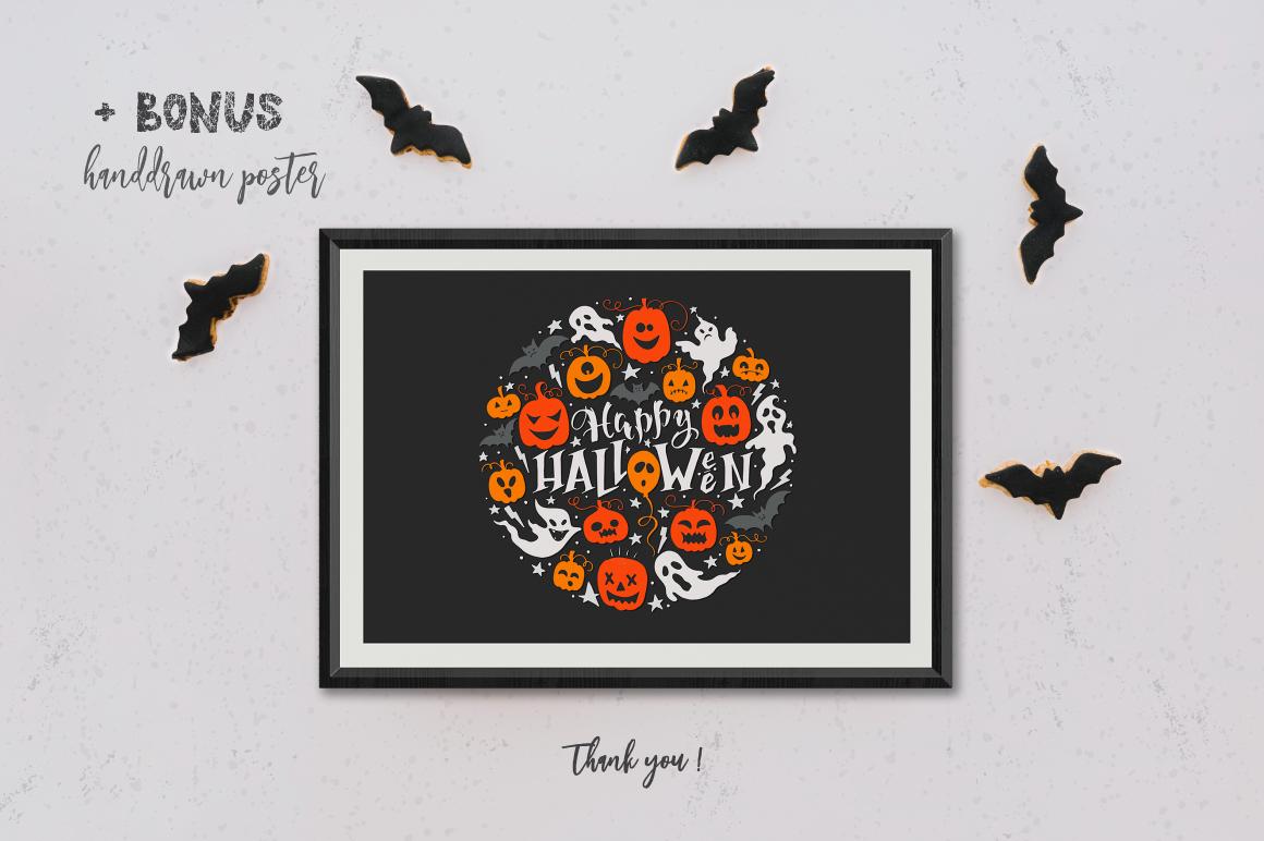 Halloween night Mega Pack! example image 16
