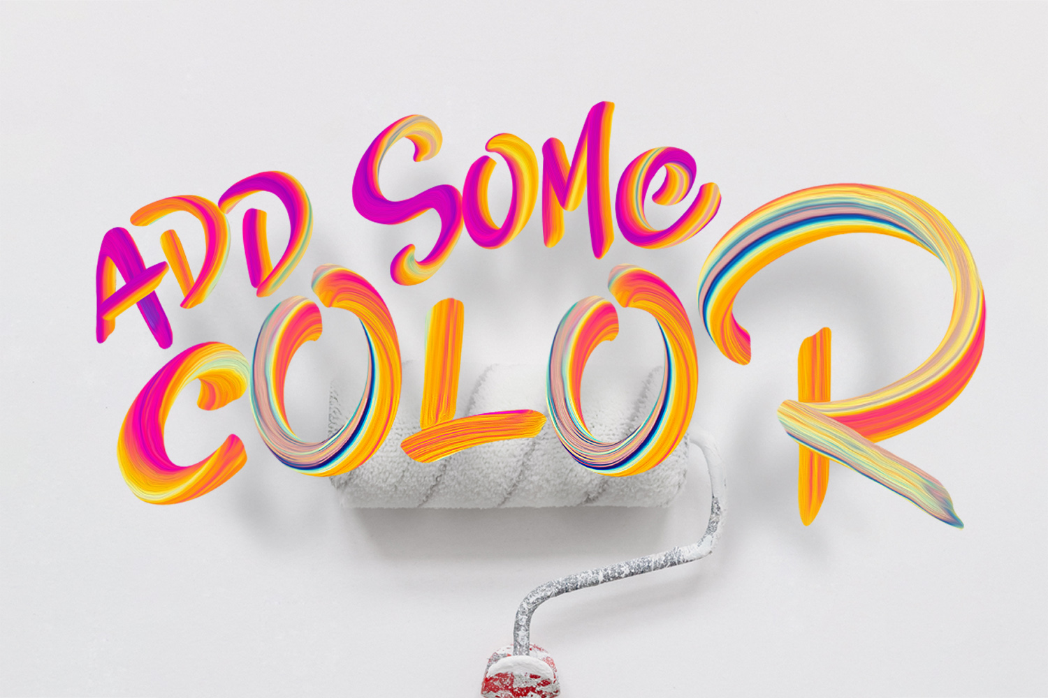 Candy Colour Font example image 3