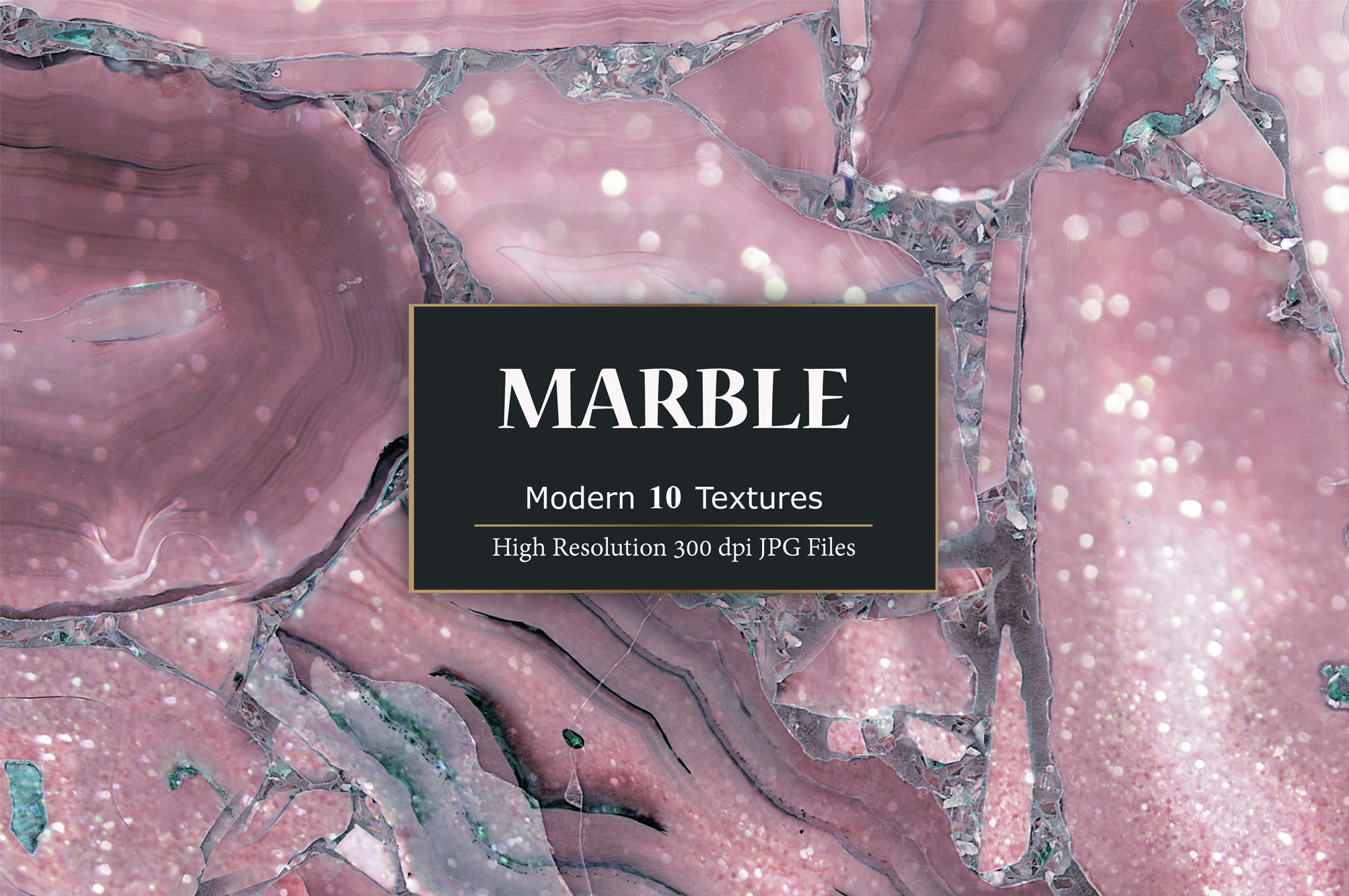 Oil Paint and Marble Textures BUNDLE example image 11