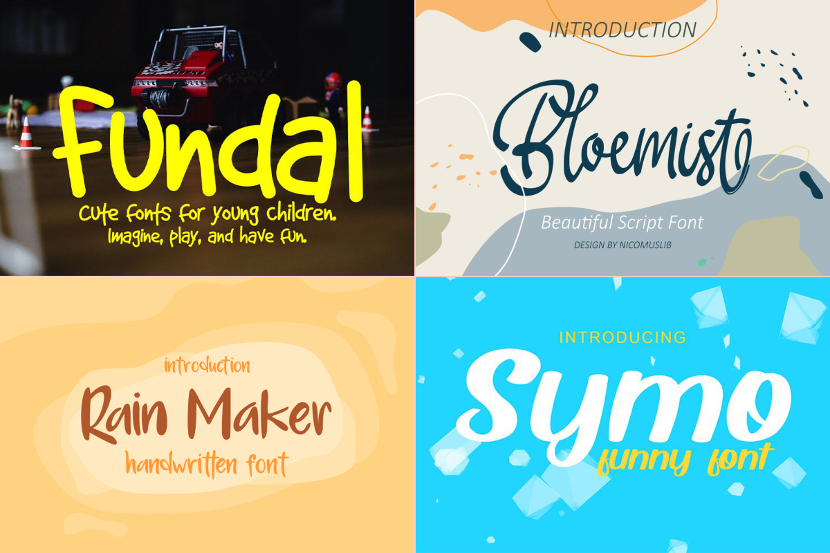 Special Bundle Christmas and New Year||20 Font and more example image 3