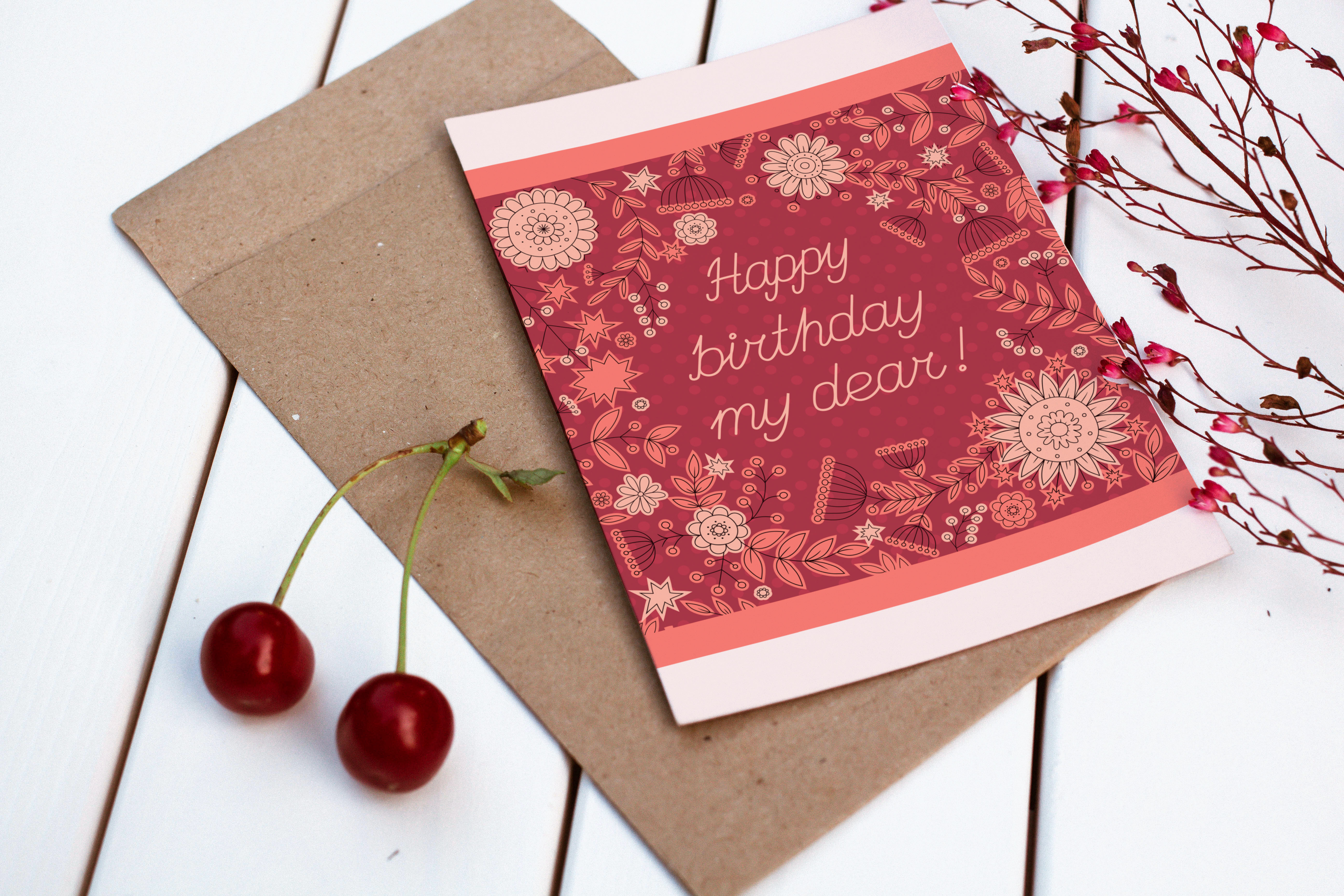 Birthday cards collection example image 10