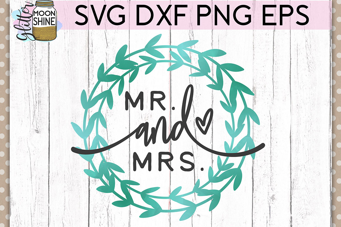 Rustic Wreath Bundle of 46 SVG DXF PNG EPS Cutting Files example image 6