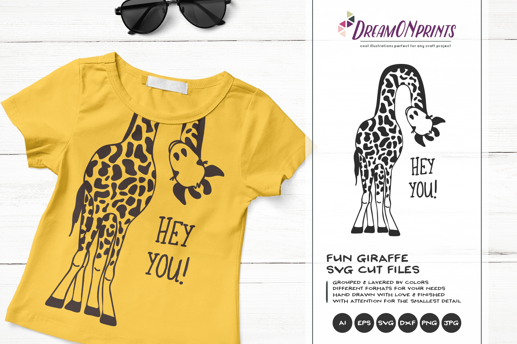 The Quirky Animals | Funny SVG Bundle example image 6