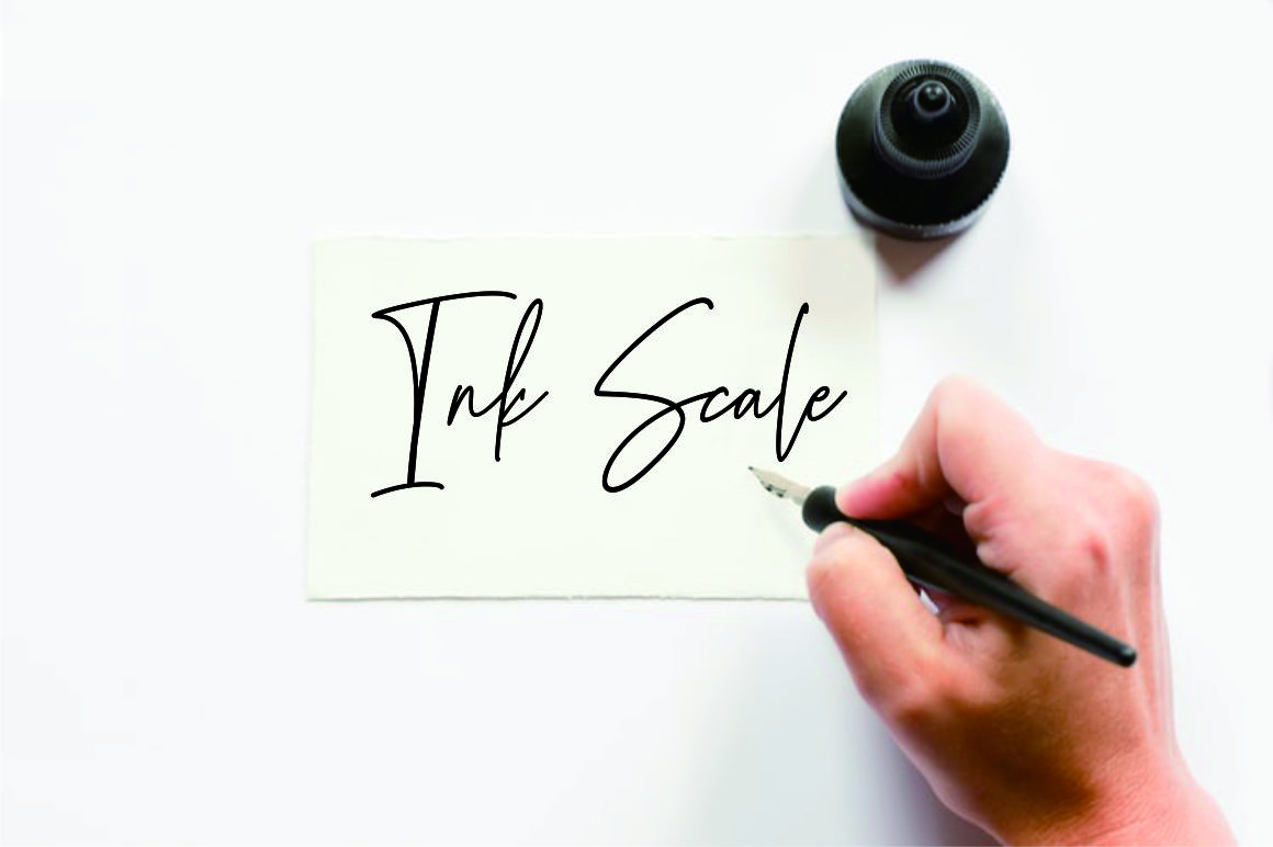 Ink Scale example image 9
