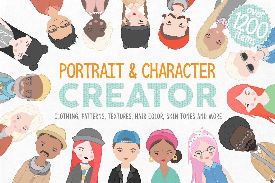 Portrait & Character Creator example image 1