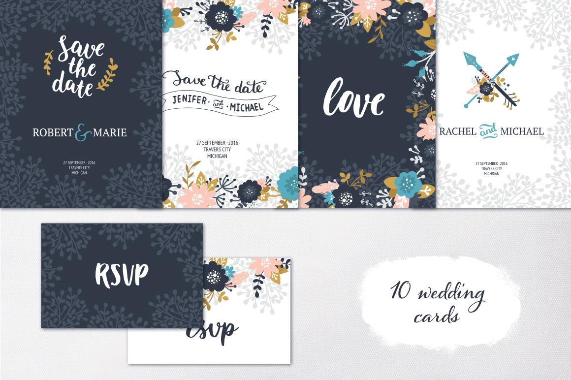 Boho Wedding Collection example image 7