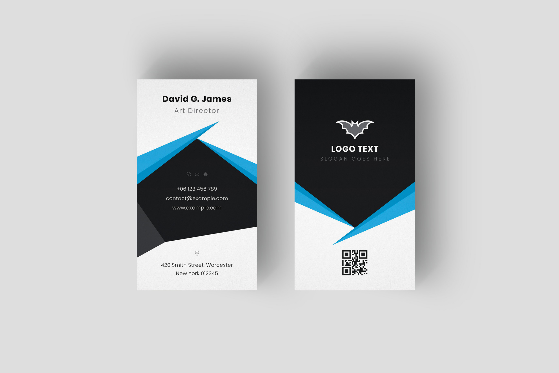 Elegant Business Card Design example image 2