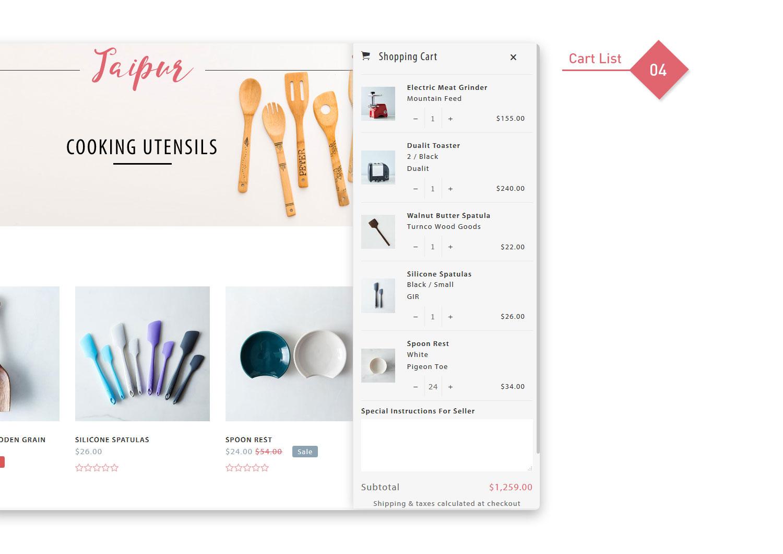 Jaipur Shopify Theme example image 8