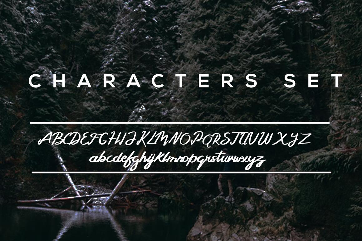 Bellada Script Font + Extras example image 6
