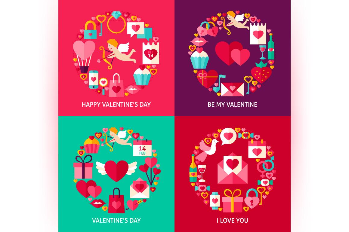 Happy Valentine's Day Concepts example image 3