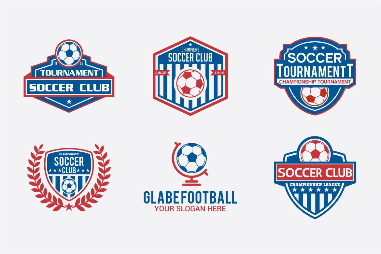 173 Sports Badges and Logo Bundle example image 12
