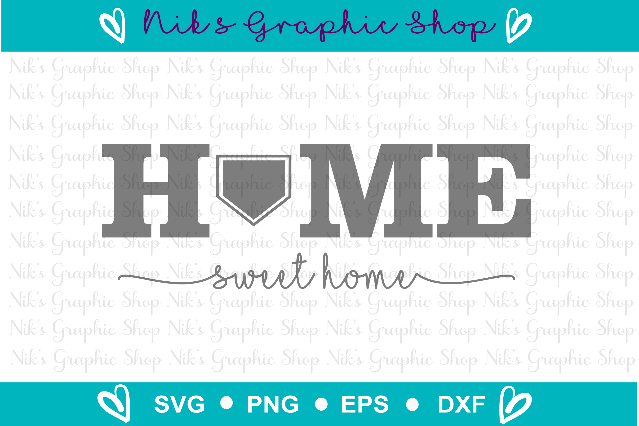 Baseball Svg, Home Sign Svg, Home Svg, Baseball Home Svg example image 5