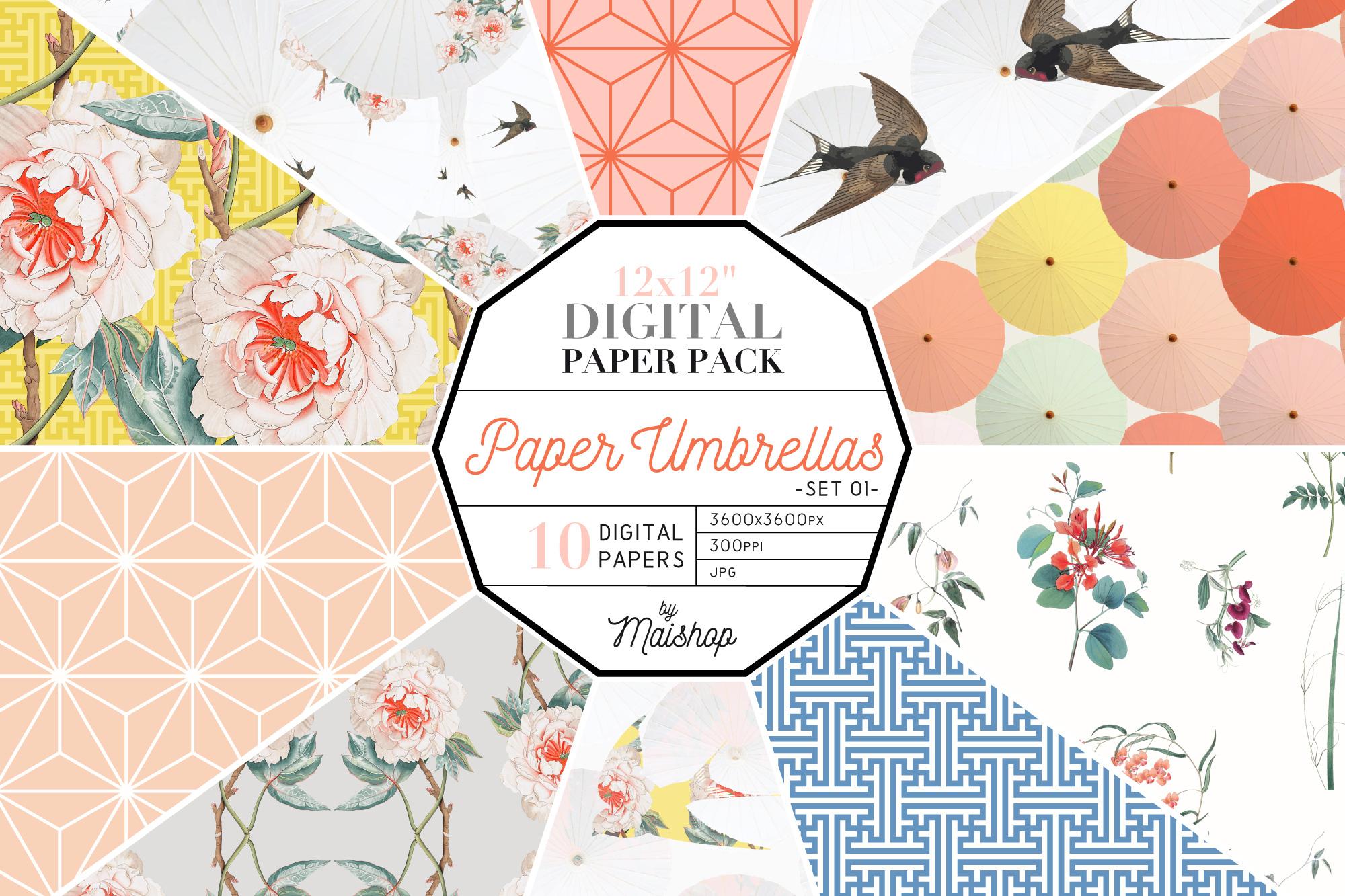 Digital Paper Pack