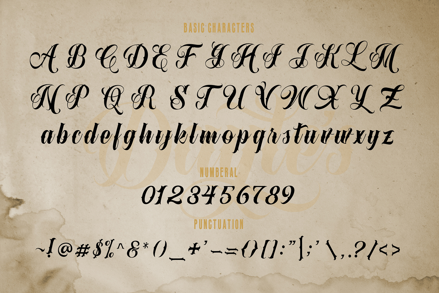 Dayles Script Fonts example image 7