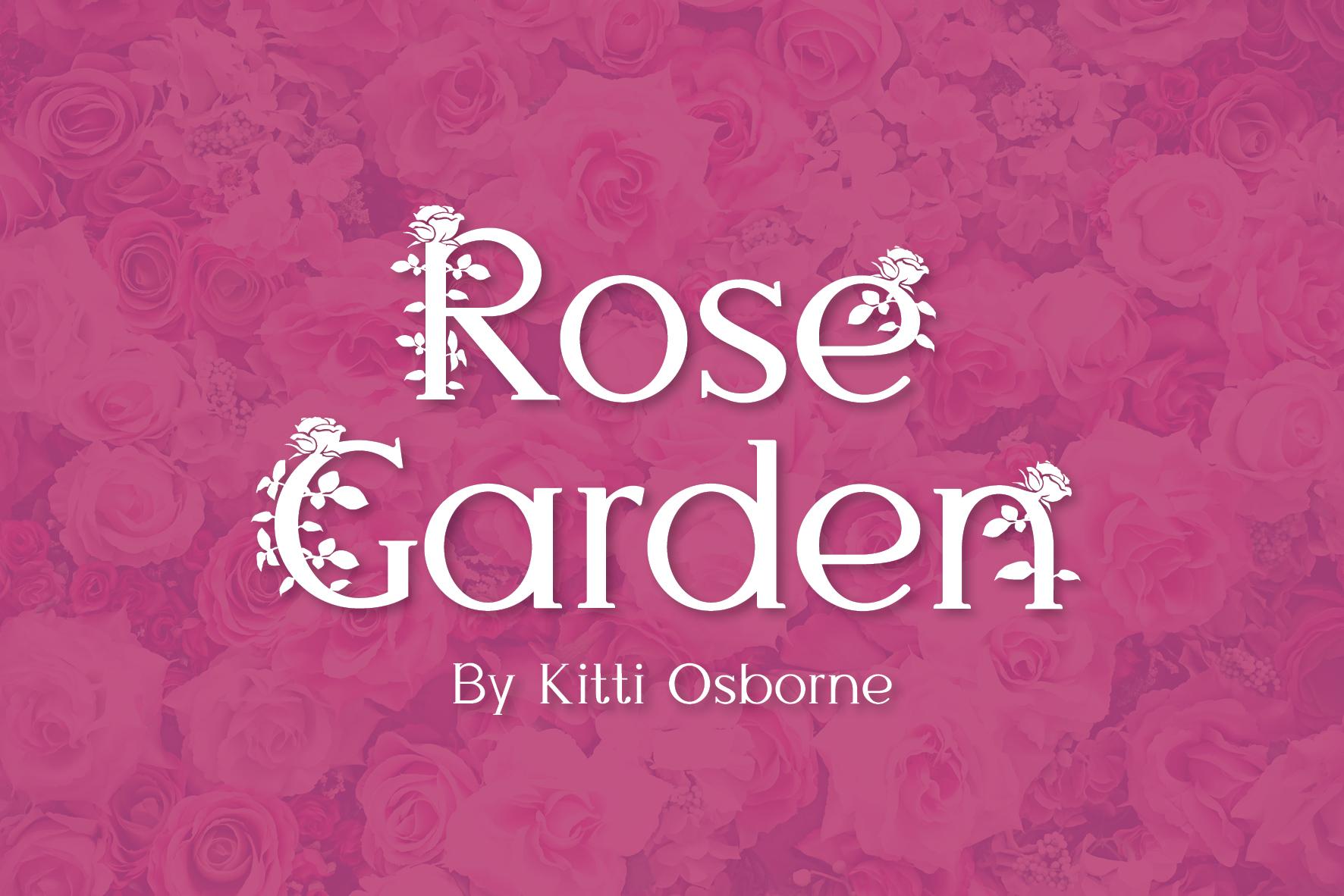 Rose Garden example image 1