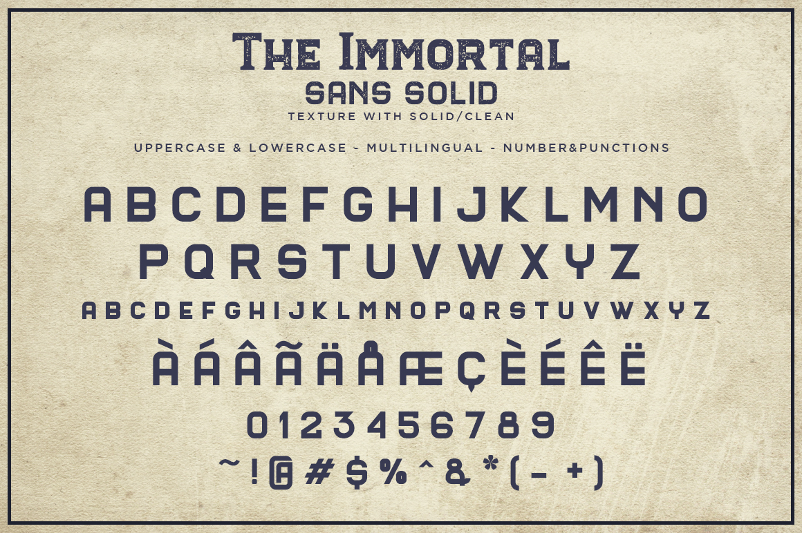 The Immortal // Vintage Collection example image 5