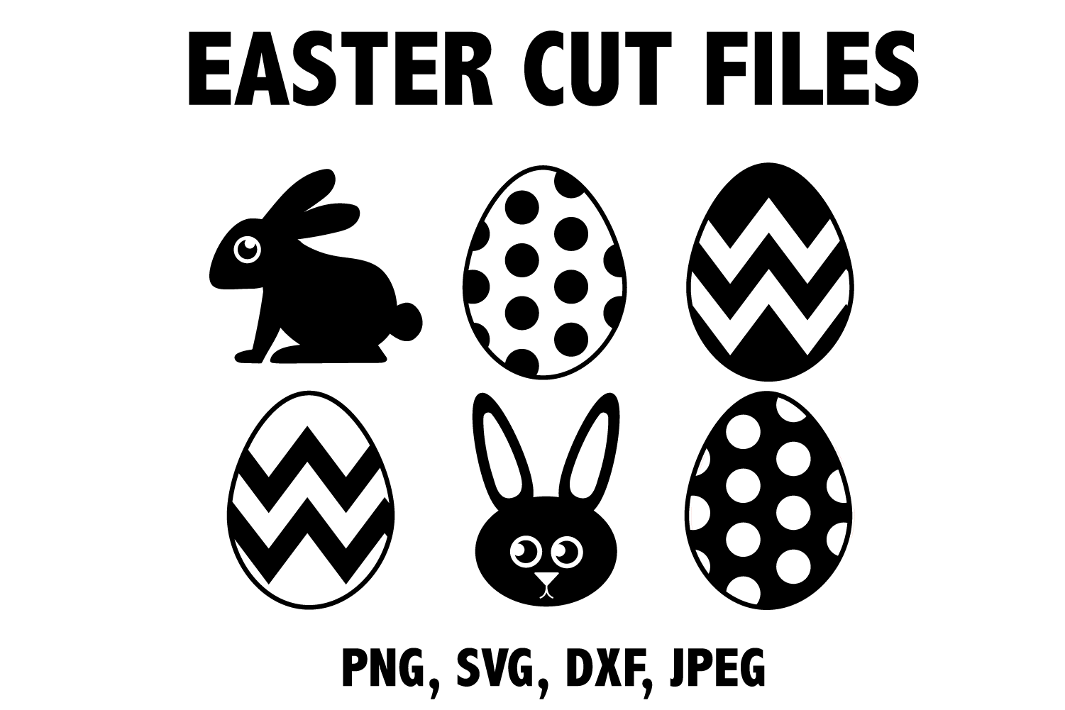 Easter Icons example image 1