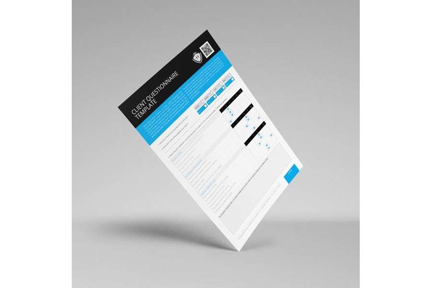 Client Questionnaire Template example image 5