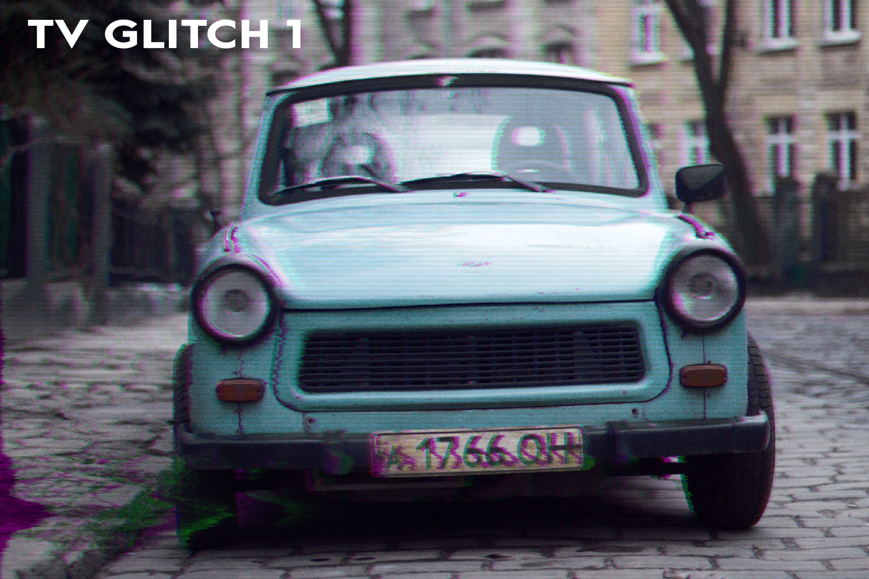 AL's Glitch TV Action Pack Vol. 1 example image 3