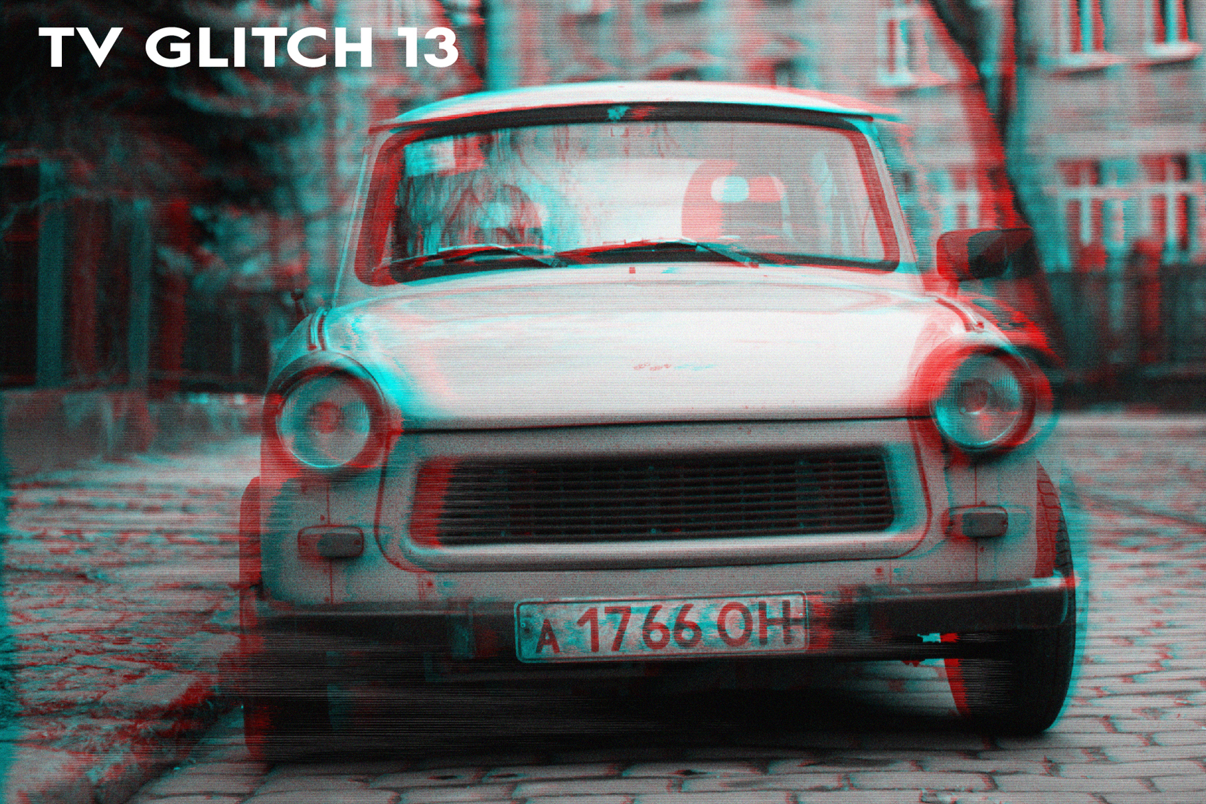 AL's Glitch TV Action Pack Vol. 1 example image 15