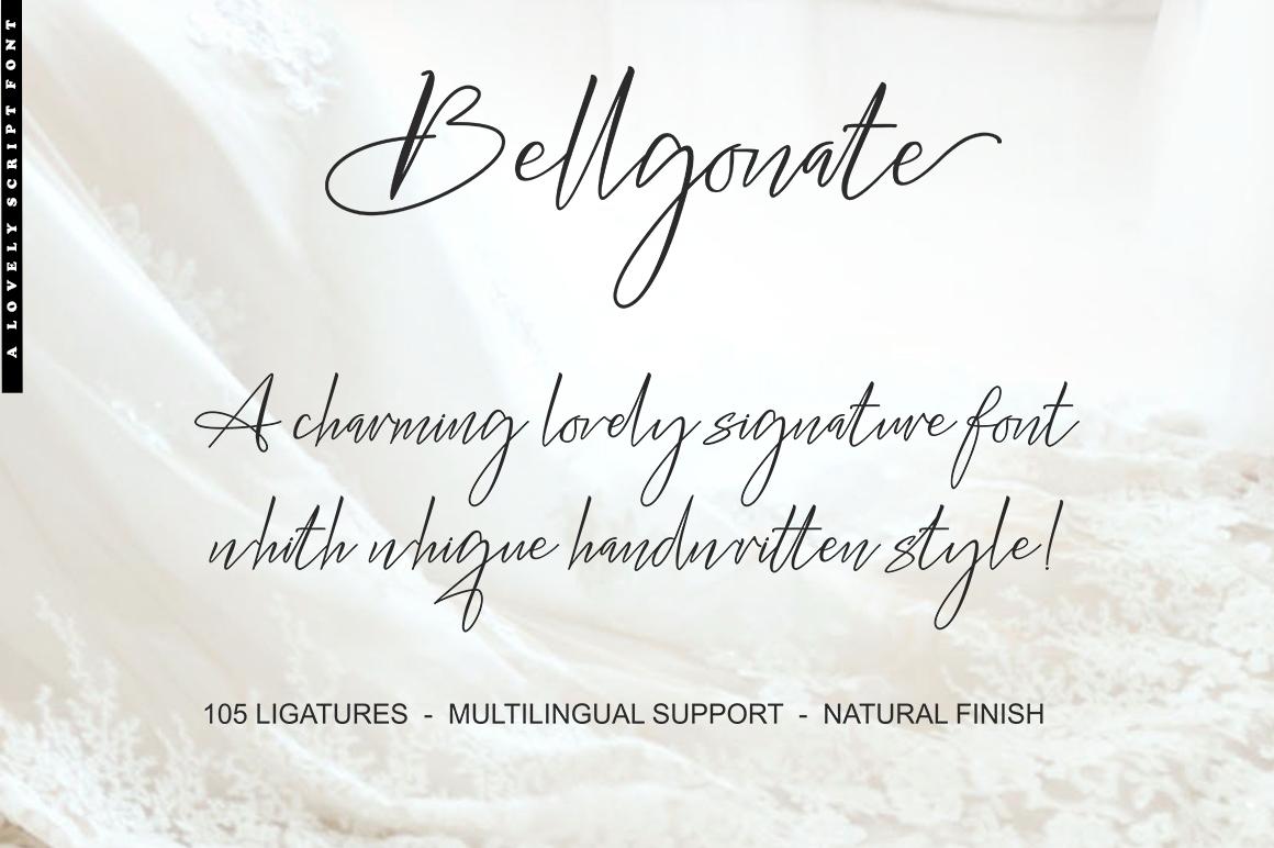 Bellgonate Signature Script example image 16