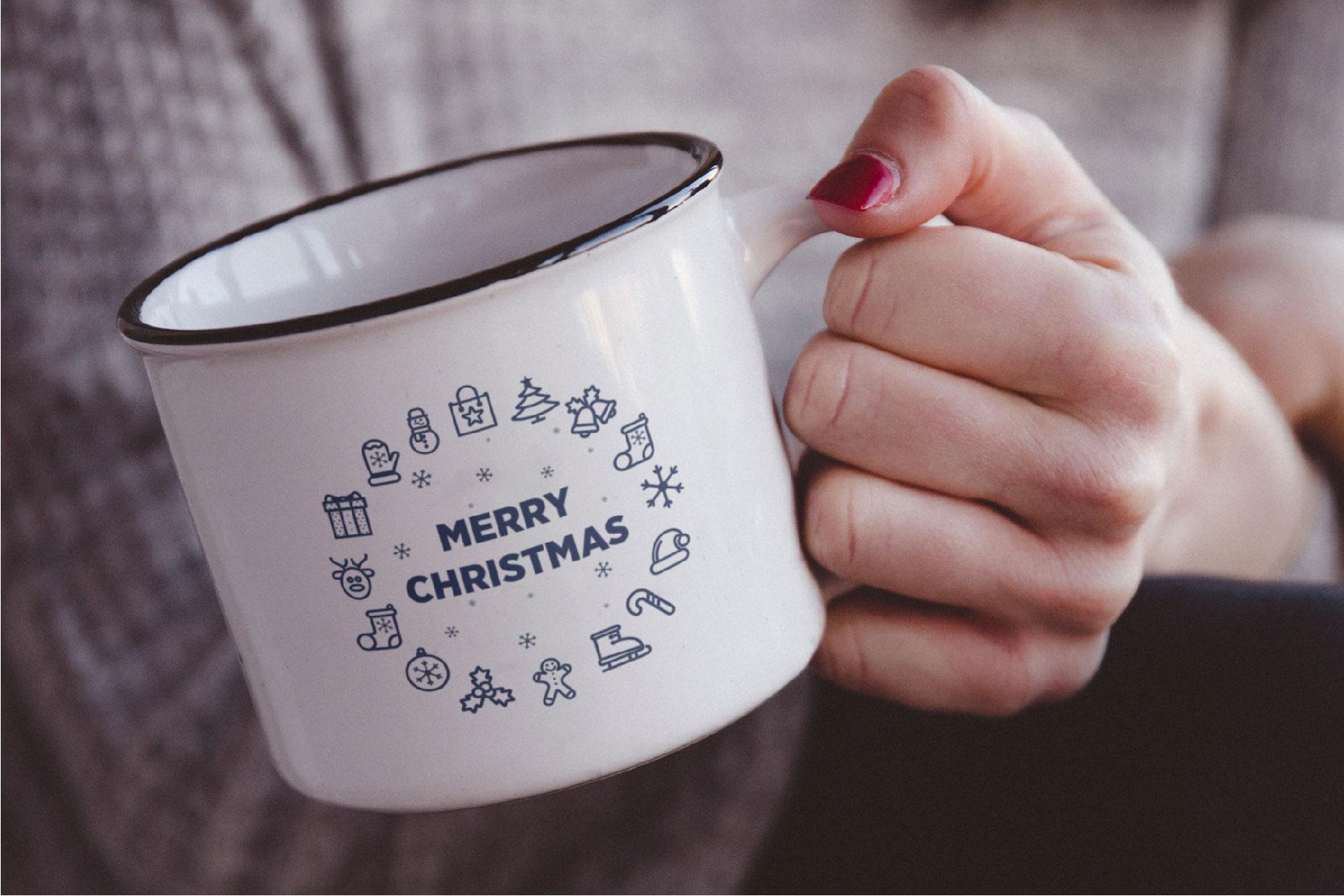 Christmas Icon Set example image 5