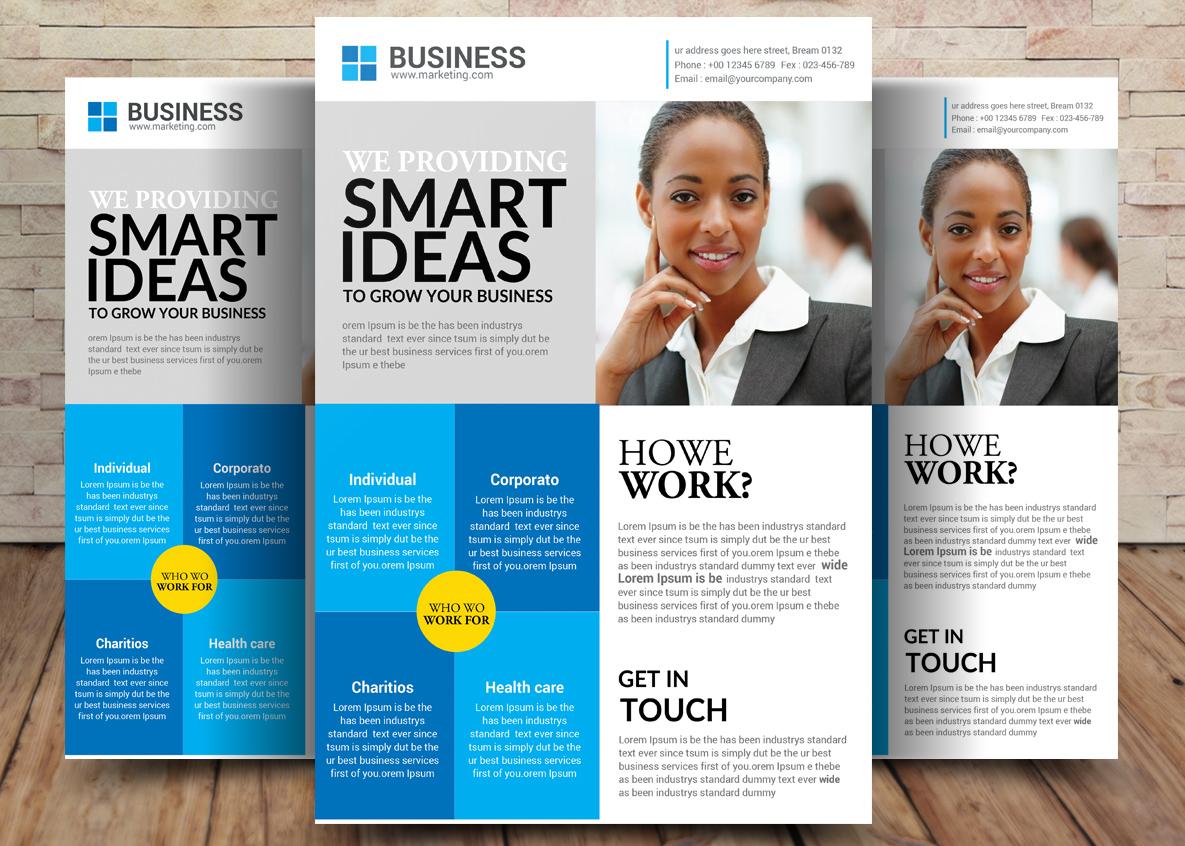 Corporate Business Bundle 24 example image 11