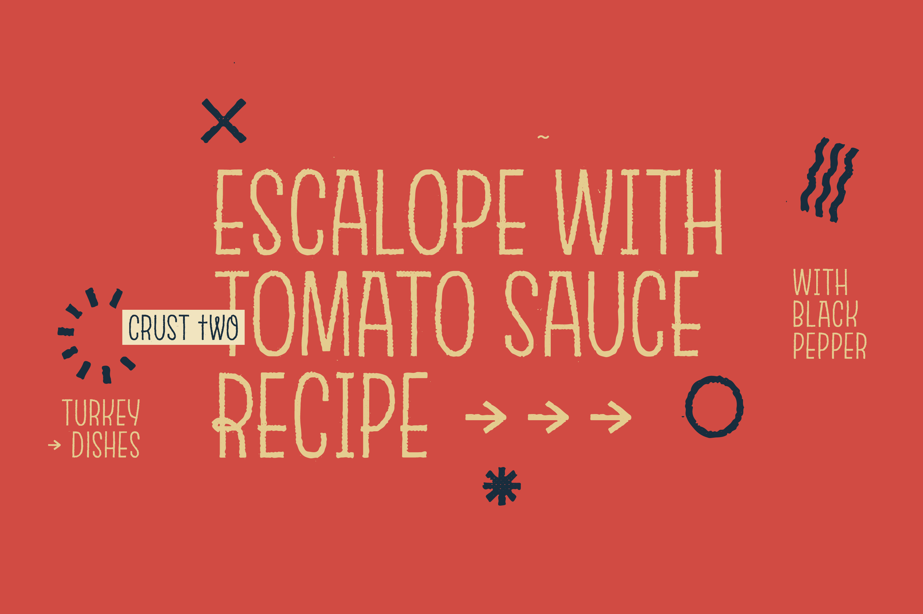 Escalope Crust Two + Icons example image 18