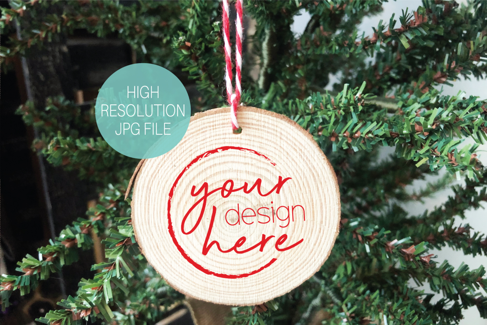Christmas Holiday Mockup Bundle | 10 Holiday Mockup Bundle example image 5