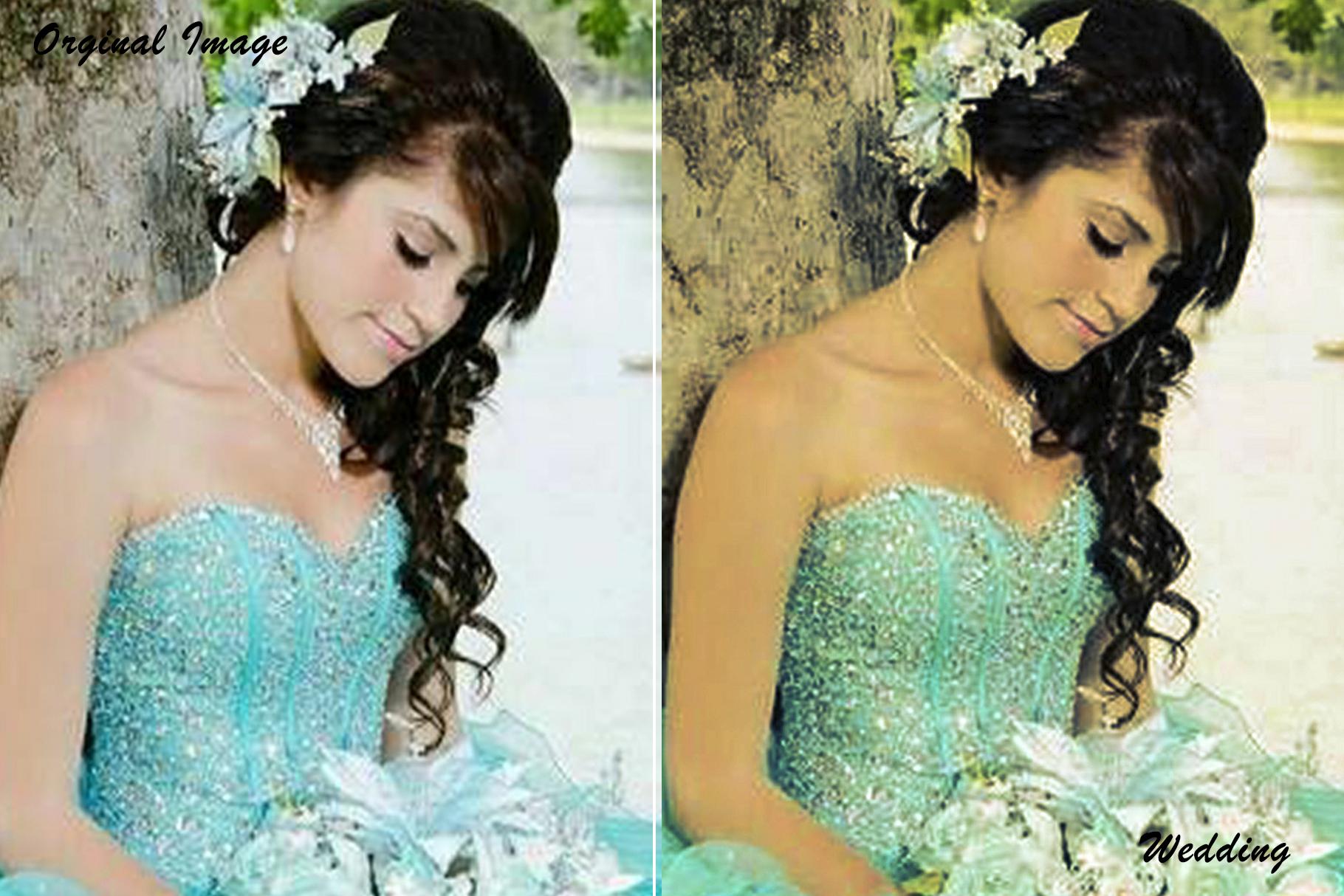 Wedding Lightroom Presets v1 example image 8