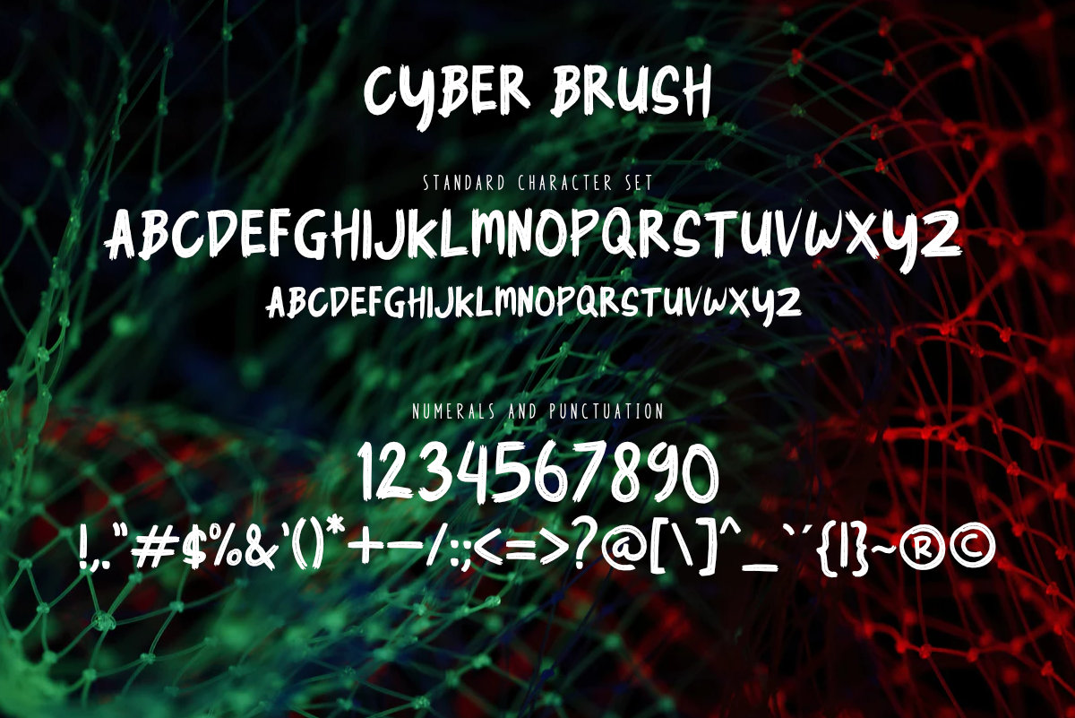 Cyber Brush example image 2