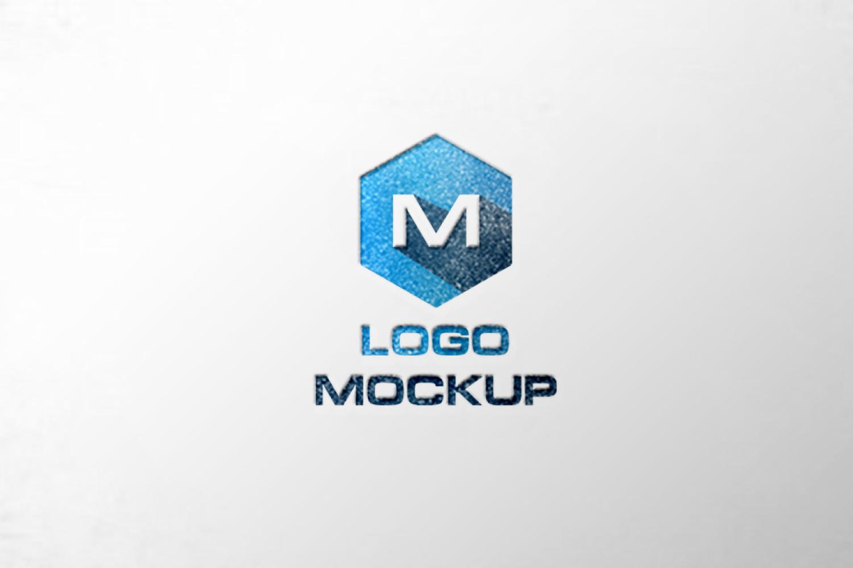 3D Logo Mock-up Bundle example image 12