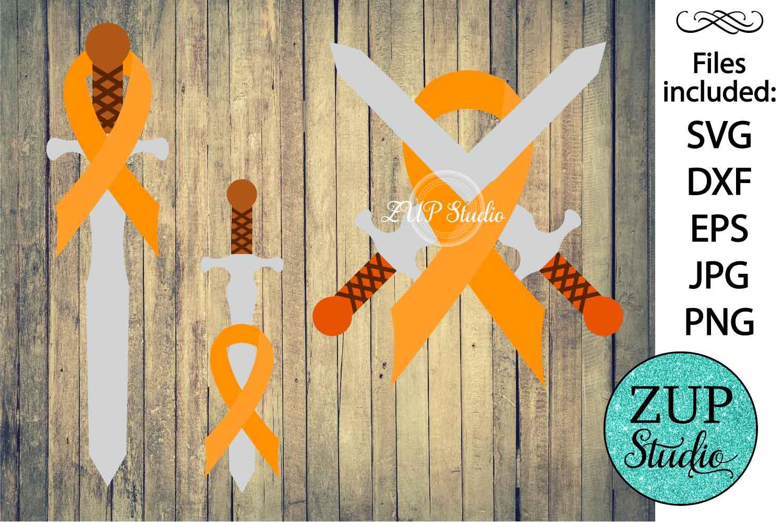 Leukemia awareness cutting files svg 40 example image 1