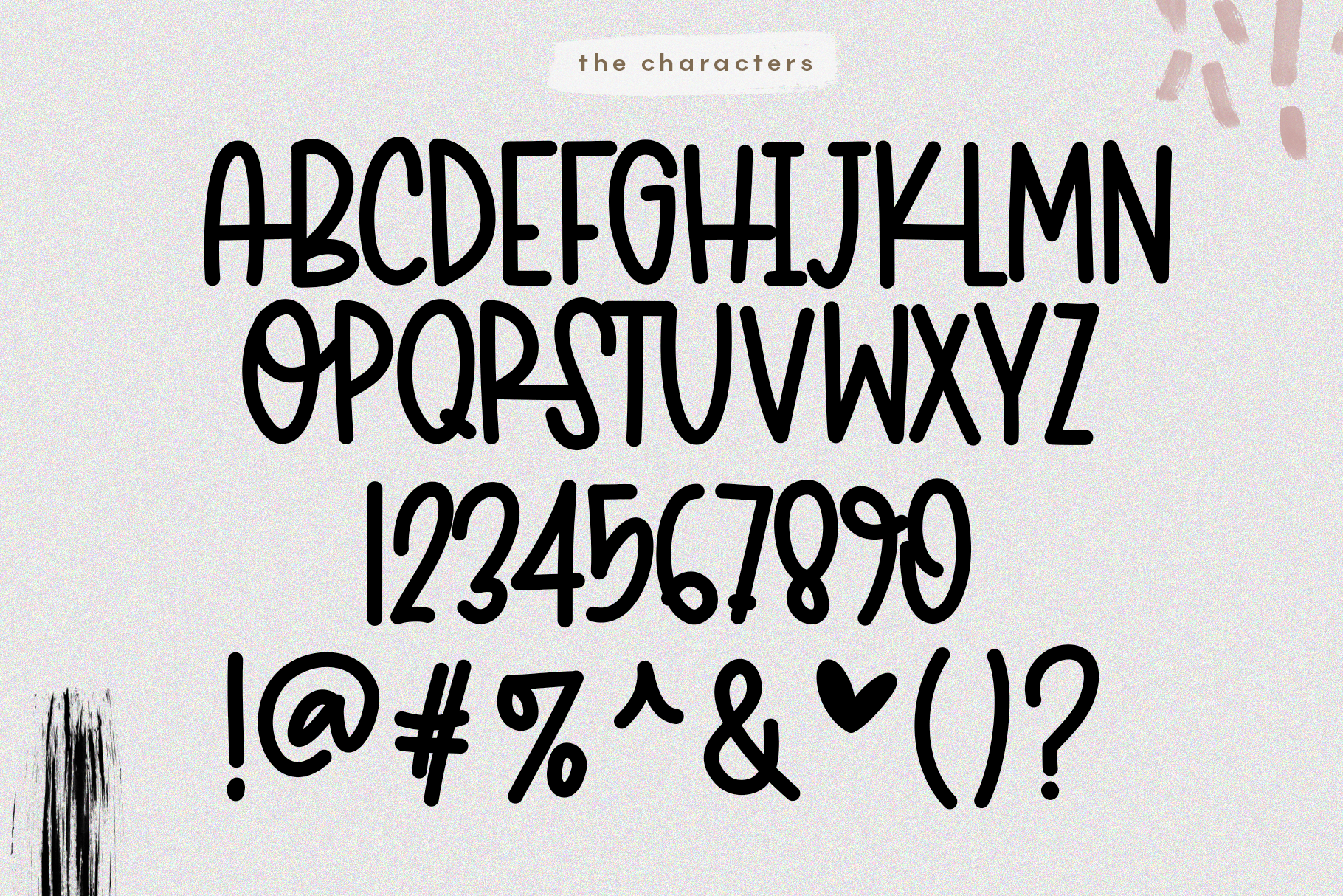 Marvelous - A Fun & Quirky Handwritten Font example image 8