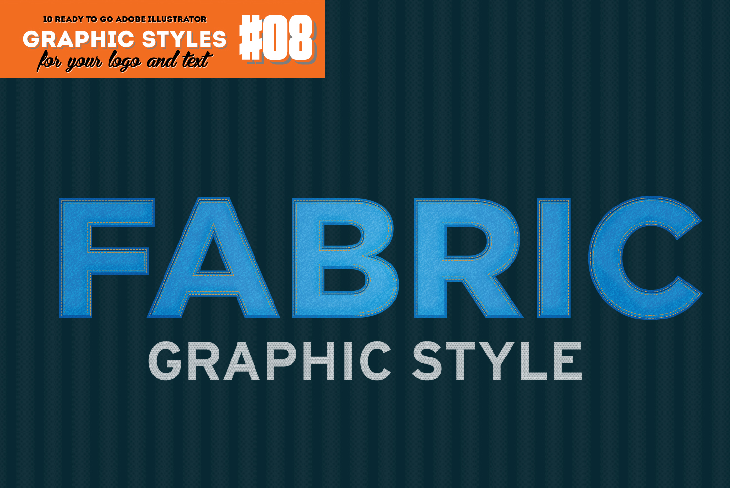 10 Fabric Style for AI example image 1