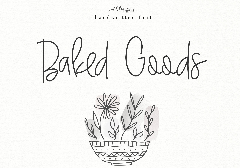 KA Designs Handwritten Font Bundle - 50 Fonts! example image 21