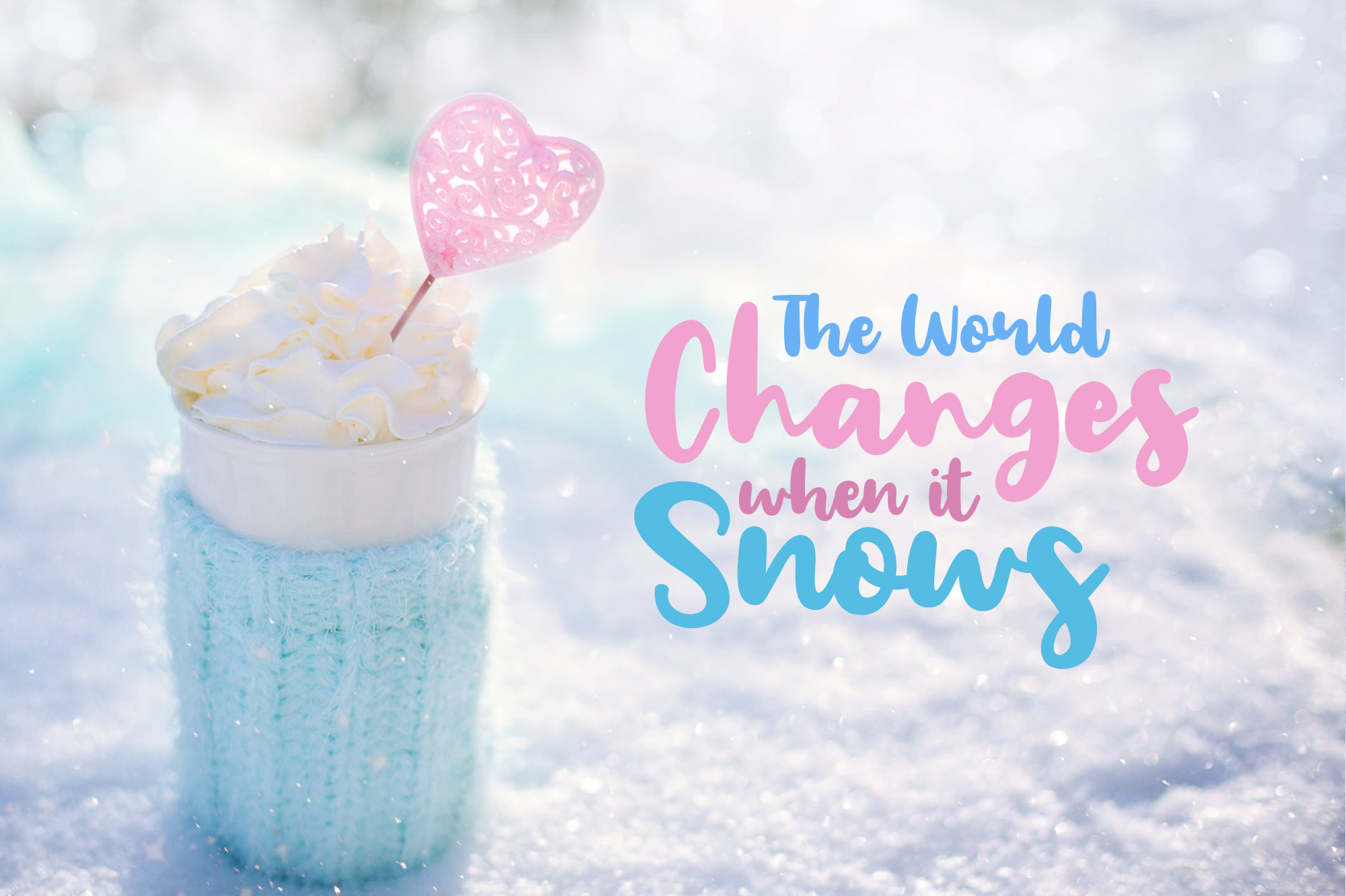 Special Winter 5 Font example image 7