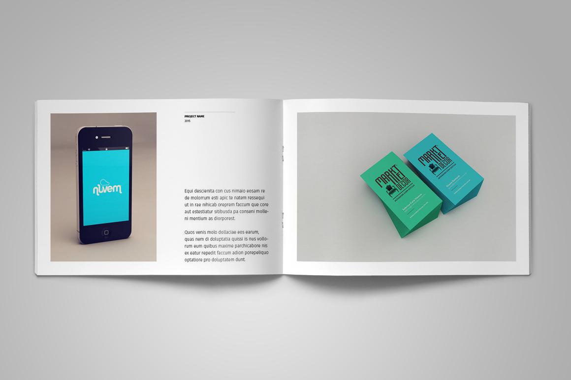 Portfolio Brochure Template example image 5