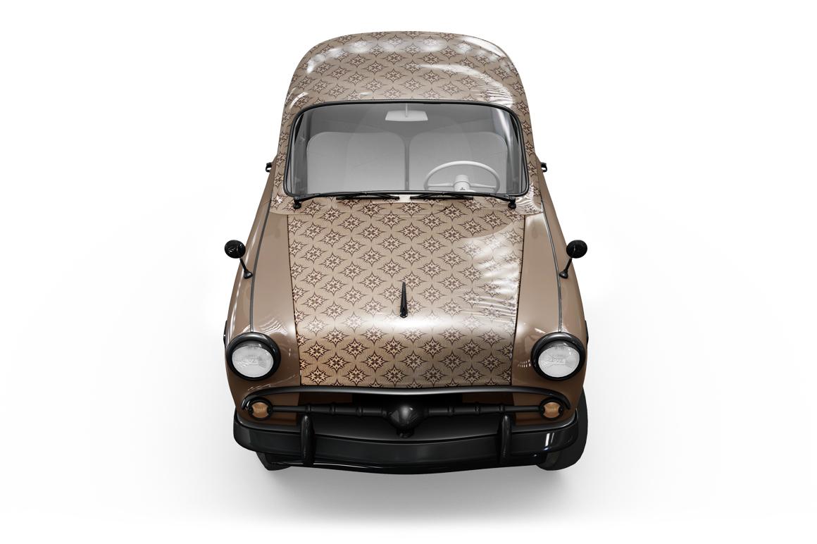 Vintage Car Mockup example image 11